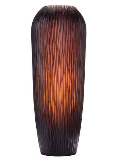 Kesme Cam Vazo-Warm Design
